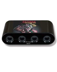 The Joker Killing Joke Cover Nintendo GameCube Controller Adapter Skin