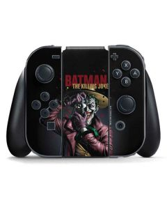 The Joker Killing Joke Cover Nintendo Switch Joy Con Controller Skin