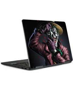 The Joker Killing Joke Cover Notebook 9 Pro 13in (2017) Skin