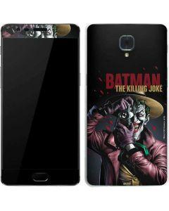 The Joker Killing Joke Cover OnePlus 3 Skin