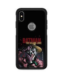 The Joker Killing Joke Cover Otterbox Commuter iPhone Skin