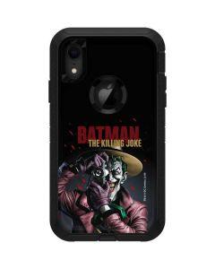 The Joker Killing Joke Cover Otterbox Defender iPhone Skin