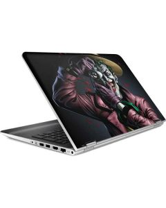 The Joker Killing Joke Cover HP Pavilion Skin