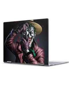 The Joker Killing Joke Cover Pixelbook Skin