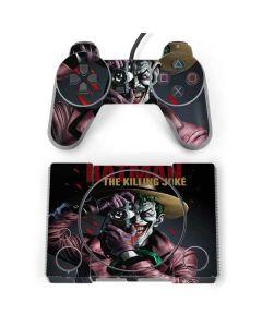 The Joker Killing Joke Cover PlayStation Classic Bundle Skin