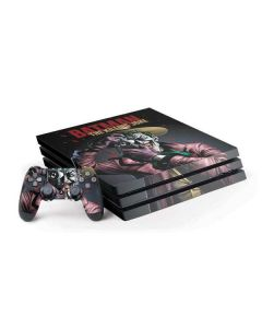 The Joker Killing Joke Cover PS4 Pro Bundle Skin