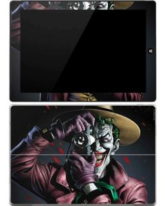 The Joker Killing Joke Cover Surface 3 Skin