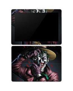 The Joker Killing Joke Cover Surface Go Skin