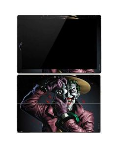 The Joker Killing Joke Cover Surface Pro 4 Skin