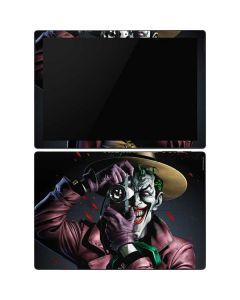 The Joker Killing Joke Cover Surface Pro 6 Skin