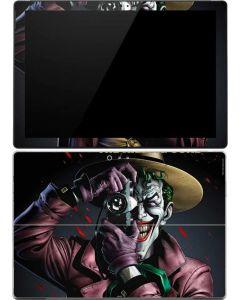 The Joker Killing Joke Cover Surface Pro (2017) Skin