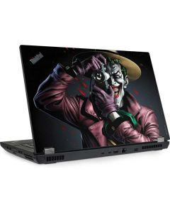 The Joker Killing Joke Cover Lenovo ThinkPad Skin