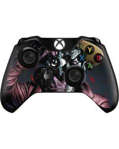 The Joker Killing Joke Cover Xbox One Controller Skin