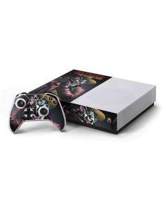 The Joker Killing Joke Cover Xbox One S All-Digital Edition Bundle Skin