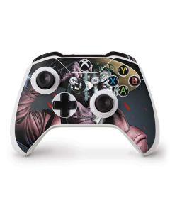 The Joker Killing Joke Cover Xbox One S Controller Skin