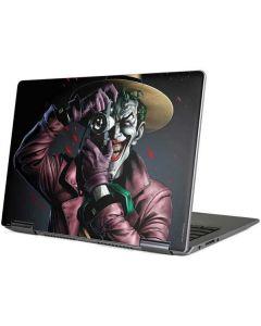 The Joker Killing Joke Cover Yoga 710 14in Skin