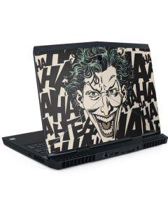 The Joker Laughing Dell Alienware Skin