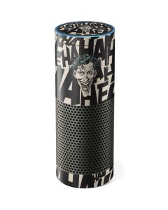 The Joker Laughing Amazon Echo Skin