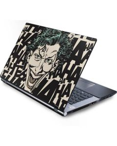 The Joker Laughing Generic Laptop Skin