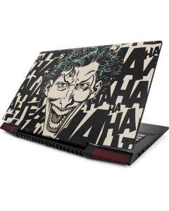The Joker Laughing Lenovo IdeaPad Skin
