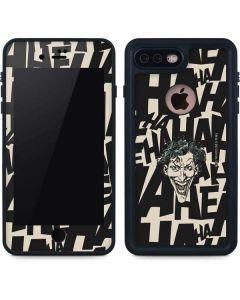 The Joker Laughing iPhone 8 Plus Waterproof Case