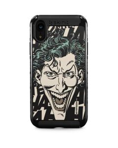 The Joker Laughing iPhone XR Cargo Case