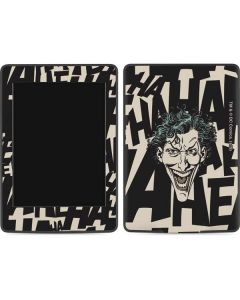The Joker Laughing Amazon Kindle Skin