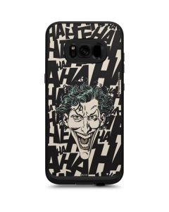 The Joker Laughing LifeProof Fre Galaxy Skin