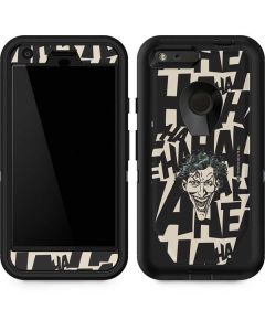 The Joker Laughing Otterbox Defender Pixel Skin