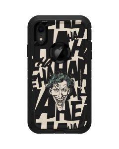 The Joker Laughing Otterbox Defender iPhone Skin