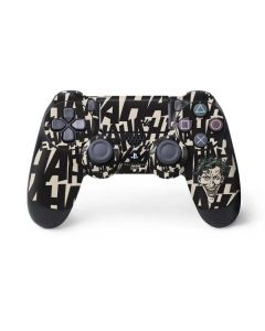 The Joker Laughing PS4 Controller Skin