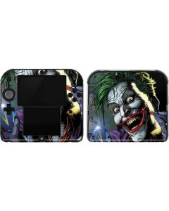 The Joker Put on a Smile 2DS Skin