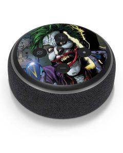 The Joker Put on a Smile Amazon Echo Dot Skin
