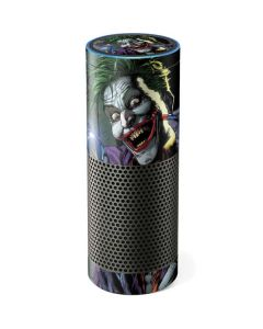 The Joker Put on a Smile Amazon Echo Skin
