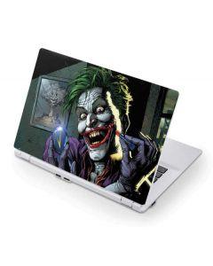 The Joker Put on a Smile Acer Chromebook Skin