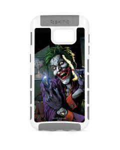The Joker Put on a Smile Galaxy S7 Cargo Case