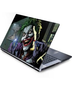 The Joker Put on a Smile Generic Laptop Skin