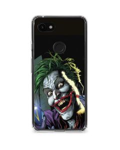 The Joker Put on a Smile Google Pixel 3a Clear Case