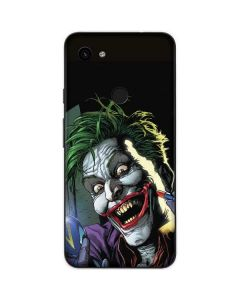The Joker Put on a Smile Google Pixel 3a Skin