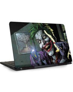 The Joker Put on a Smile Dell Inspiron Skin
