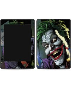 The Joker Put on a Smile Amazon Kindle Skin