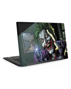The Joker Put on a Smile Dell Latitude Skin