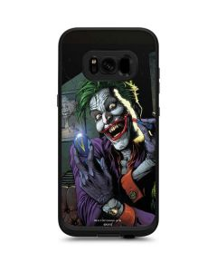 The Joker Put on a Smile LifeProof Fre Galaxy Skin