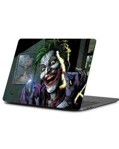 The Joker Put on a Smile Apple MacBook Pro 13-inch Skin