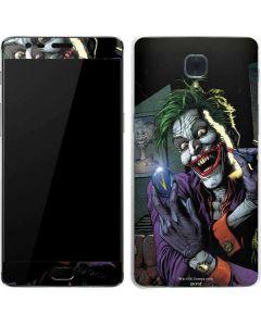 The Joker Put on a Smile OnePlus 3 Skin