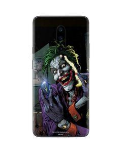 The Joker Put on a Smile OnePlus 7 Pro Skin