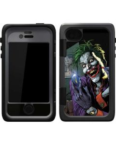 The Joker Put on a Smile Otterbox Armor iPhone Skin