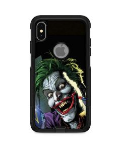 The Joker Put on a Smile Otterbox Commuter iPhone Skin