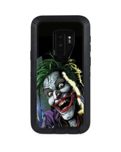 The Joker Put on a Smile Otterbox Defender Galaxy Skin