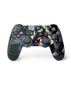 The Joker Put on a Smile PS4 Pro/Slim Controller Skin